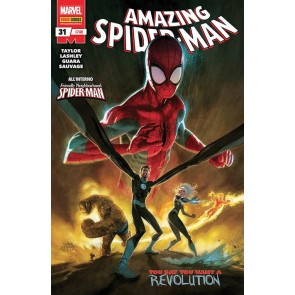 AMAZING SPIDER-MAN 31 - AMAZING SPIDER-MAN 740