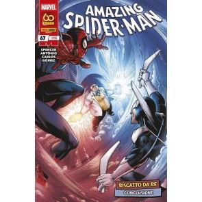 AMAZING SPIDER-MAN 67 - AMAZING SPIDER-MAN 776