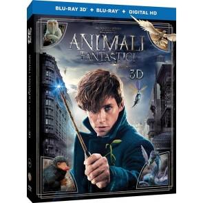 ANIMALI FANTASTICI E DOVE TROVARLI 3D (BS)