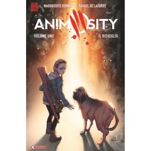 ANIMOSITY 1 - IL RISVEGLIO - BROSSURATO