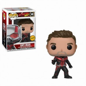 ANT-MAN & THE WASP - POP FUNKO VINYL FIGURE 340 ANT-MAN CHASE 9CM