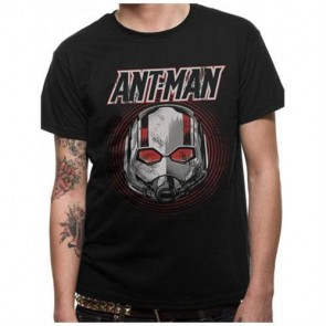 ANTMAN AND THE WASP - T-SHIRT - VINTAGE MASK - M