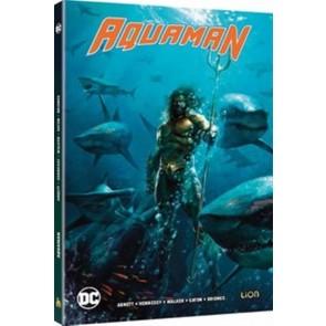 AQUAMAN - BLU-RAY CON COMIC BOOK ESCLUSIVO