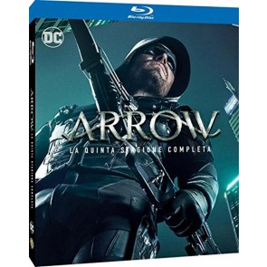 ARROW: LA QUINTA STAGIONE COMPLETA - BLU-RAY