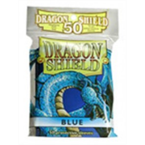 AT-10103 - 50 BUSTINE DRAGON SHIELD MINI - BLU
