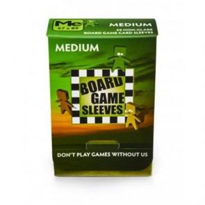 AT-10423 - 50 BUSTINE BOARD GAME - NON-GLARE MEDIUM (57X89)
