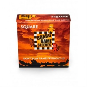 AT-10429 - 50 BUSTINE BOARD GAME - NON-GLARE SQUARE (69X69)