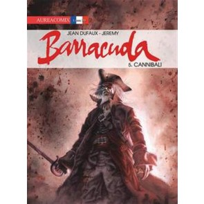 AUREACOMIX - BARRACUDA 5 - CANNIBALI