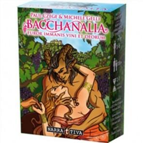 BACCHANALIA - GDR NARRATTIVA