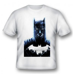 BATMAN07 - T-SHIRT BATMAN NEW 52 CITY XL -2BNERD