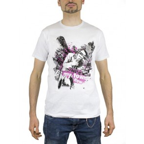 BATMAN10 - T-SHIRT JOKER THIS IS MY TOWN XL -2BNERD