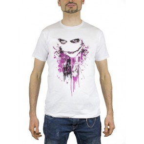 BATMAN12 - T-SHIRT JOKER PURPLE S