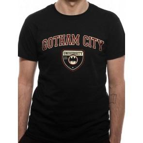 BATMAN - T-SHIRT - GOTHAM CITY UNIVERSITY - XXL