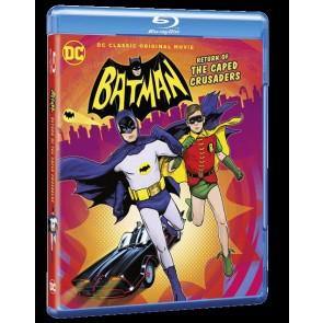 BATMAN RETURN OF THE CAPED CRUSADERS Blu-ray