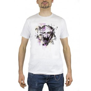 BATMAN T-SHIRT JOKER ILLUSTRATION M - 2BNERD