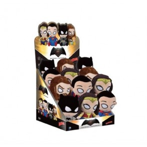 BATMAN V SUPERMAN MOOPEZ - BATMAN VS SUPERMAN DISPLAY 12PZ. - PELUCHE 12CM
