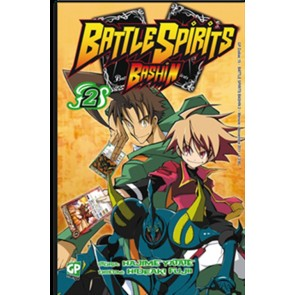 BATTLE SPIRITS BASHIN 2
