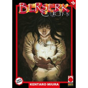 BERSERK COLLECTION SERIE NERA 20 - TERZA RISTAMPA