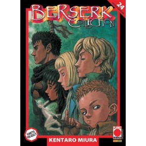 BERSERK COLLECTION SERIE NERA 24 - TERZA RISTAMPA