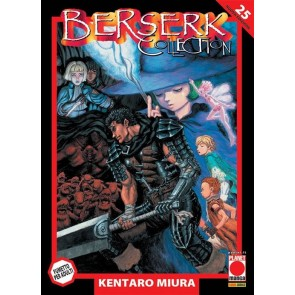 BERSERK COLLECTION SERIE NERA 25 - TERZA RISTAMPA