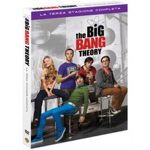 BIG BANG THEORY - STAGIONE 03 (3 DVD)