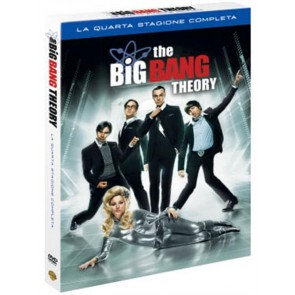 BIG BANG THEORY - STAGIONE 04 (3 DVD)