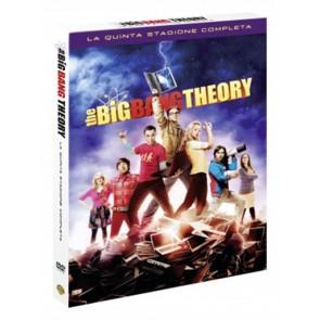 BIG BANG THEORY - STAGIONE 05 (3 DVD)