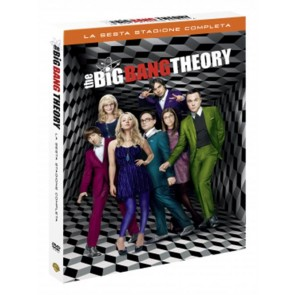 BIG BANG THEORY - STAGIONE 06 (3 DVD)