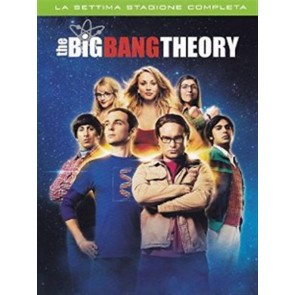 BIG BANG THEORY - STAGIONE 07 (3 DVD)