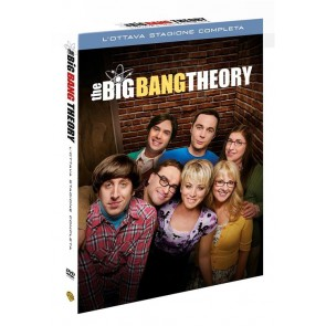 BIG BANG THEORY - STAGIONE 08 (3 DVD)