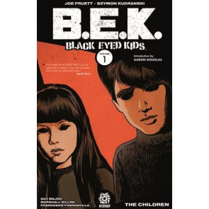 BLACK EYED KIDS VOL 1 - I BAMBINI