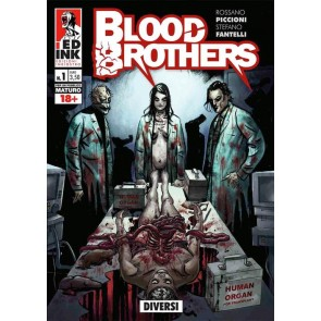 BLOOD BROTHERS 1