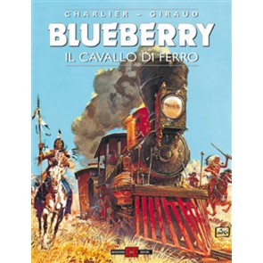 BLUEBERRY 7: IL CAVALLO DI FERRO