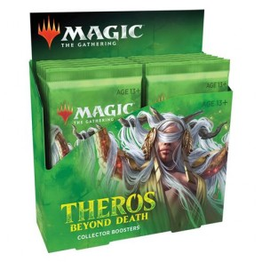 BOX COLLECTOR BOOSTER - THEROS BEYOND DEATH (12 BUSTE) - ENG