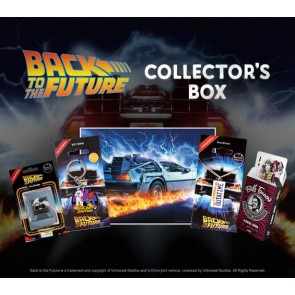 BTFBundle - BACK TO THE FUTURE - COLLECTOR GIFT BOX