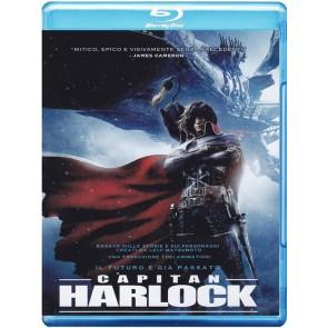 CAPITAN HARLOCK (BLU RAY)