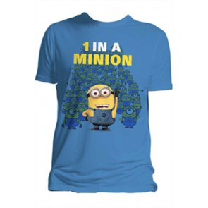 CATTIVISSIMO ME 2 - T-SHIRT - ONE IN A MINION - M