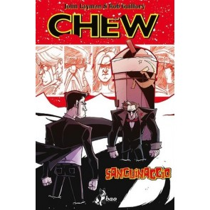 CHEW 10 - SANGUINACCIO