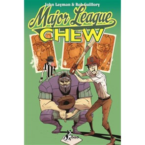 CHEW 5 - MAJOR LEAGUE BAO PUBLISHING