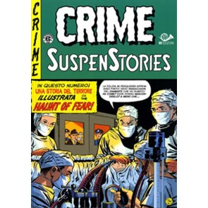 CRIME SUSPENSTORIES 2 (DI 5) - ORRORE SOTTO IL TENDONE!