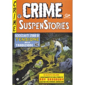 CRIME SUSPENSTORIES 3 (DI 5)