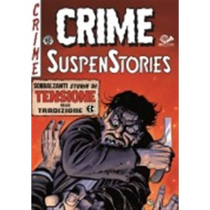 CRIME SUSPENSTORIES 4 (DI 5) - CONTROFIGURA PER UN OMICIDIO