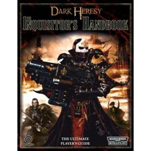 DARK HERESY: IL MANUALE DELL'INQUISITORE