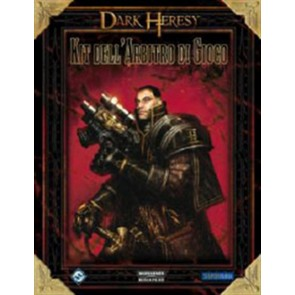 DARK HERESY: KIT DELL'ARBITRO DI GIOCO