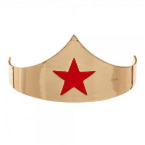 DC COMICS - WONDER WOMAN COSPLAY CROWN COMB