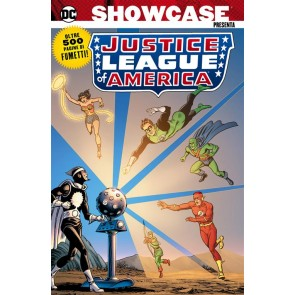 DC SHOWCASE PRESENTA - JUSTICE LEAGUE OF AMERICA, VOL. 1