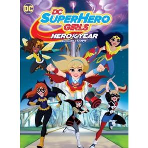 DC SUPER HERO GIRLS: HERO OF THE YEAR DVD