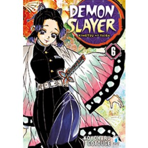DEMON SLAYER - KIMETSU NO YAIBA 6