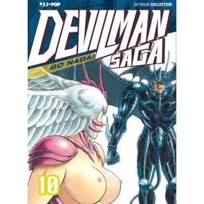 DEVILMAN SAGA 10