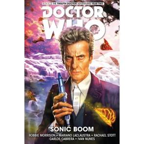 DOCTOR WHO 1: DODICESIMO DOTTORE - BOOM SONICO